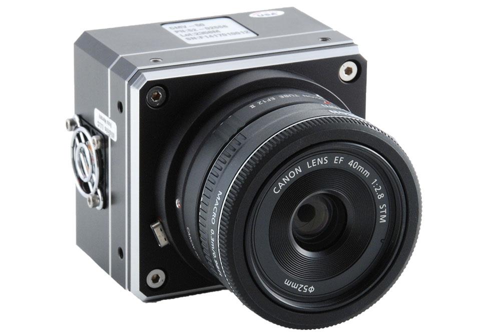 Canon Lens Controller