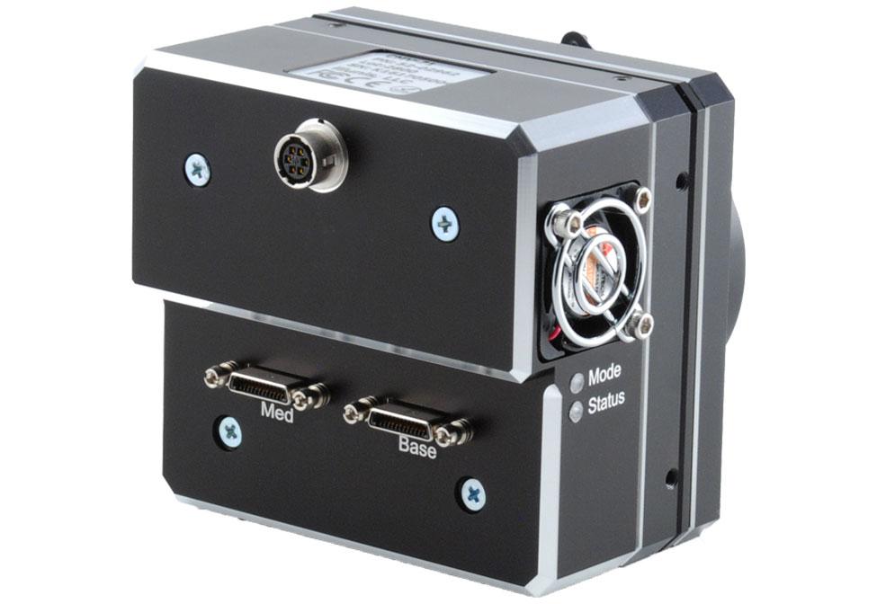 71MP Rolling Shutter CMOS Camera Link