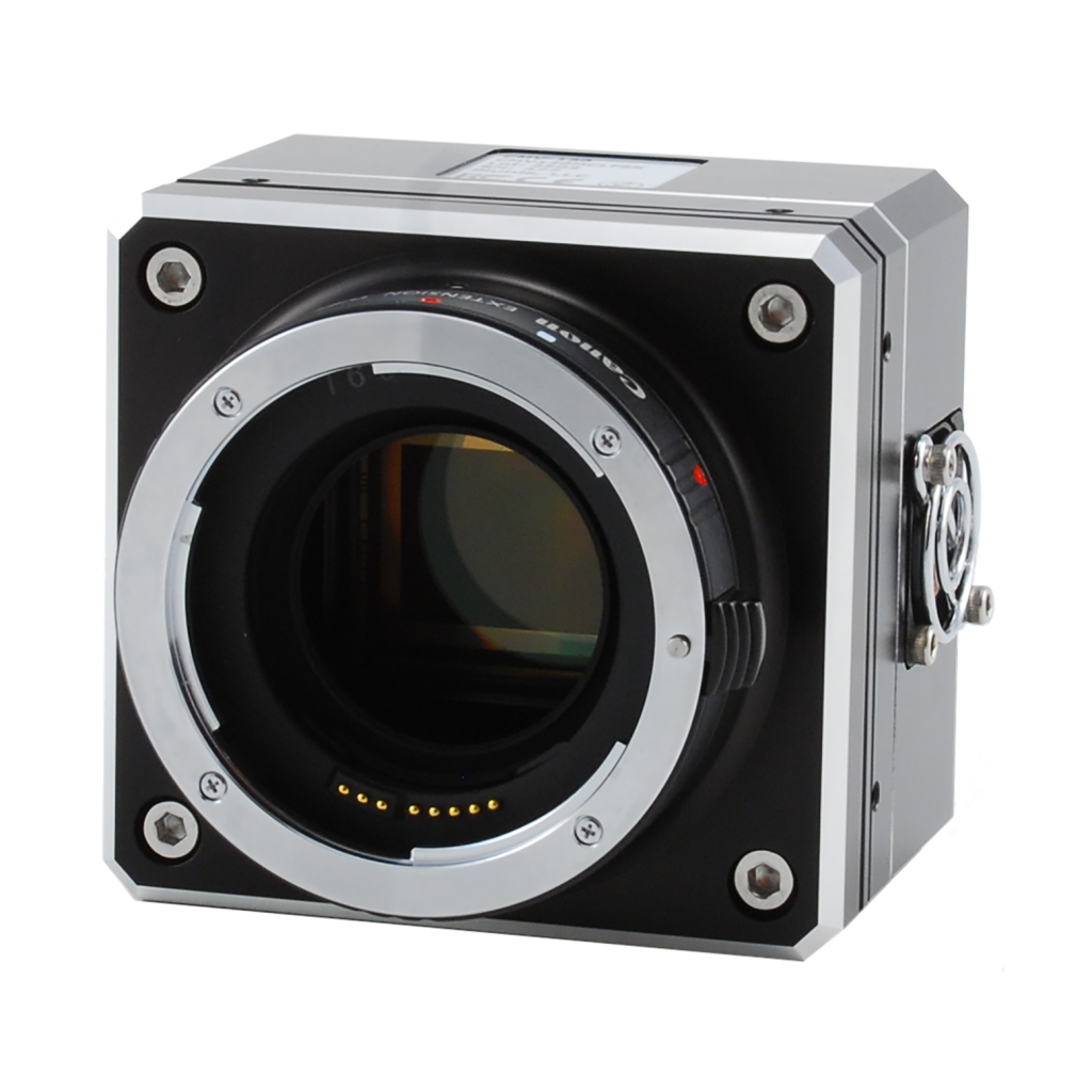 120 MP – Rolling Shutter CMOS